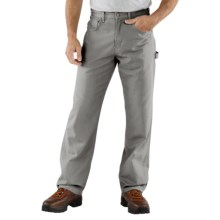 Carhartt Carpenter Jeans - Loose Fit (For Men) in Charcoal - 2nds
