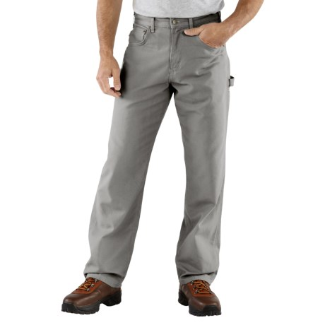 Carhartt Carpenter Jeans Loose Fit (For Men)