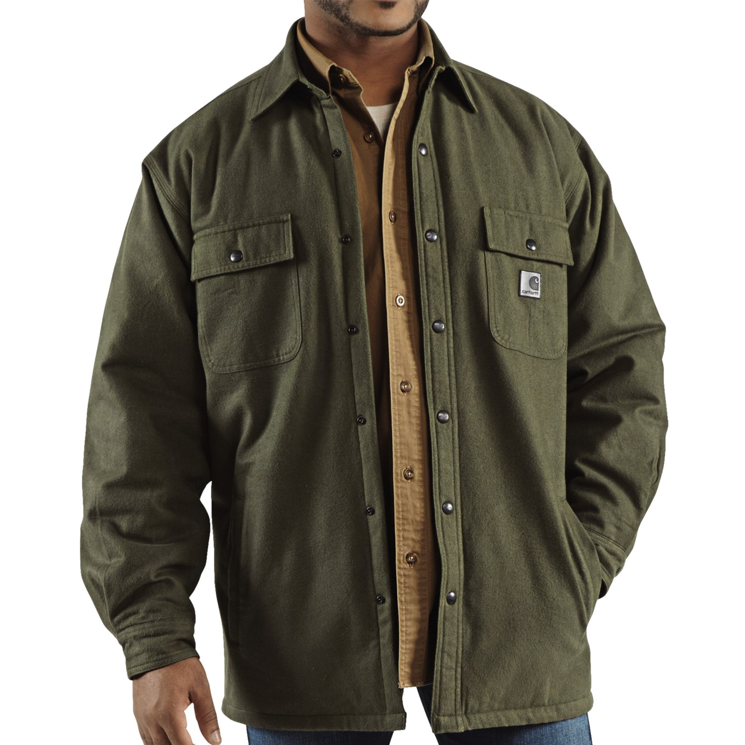 Cabela's Men's Three-Season Jacket – Tall () The plush fleece lining adds warmth when the days get a little colder. Nylon-lined sleeves for easy on and off. Zippered handwarmer pockets. Adjustable elastic cuffs and an elastic-banded bottom. Item: IK $