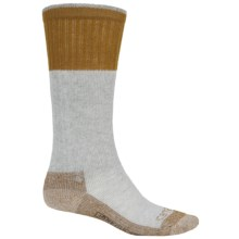 Carhartt Cold Weather Boot Socks - Mid Calf (For Boys) in Brown - 2nds