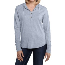 Carhartt Coleharbor Hoodie (For Women) in Lapis Blue Heather - 2nds