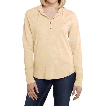 Carhartt Coleharbor Hoodie (For Women) in Lemongrass - 2nds