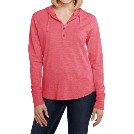 Carhartt Coleharbor Hoodie (For Women) in Wild Rose - 2nds