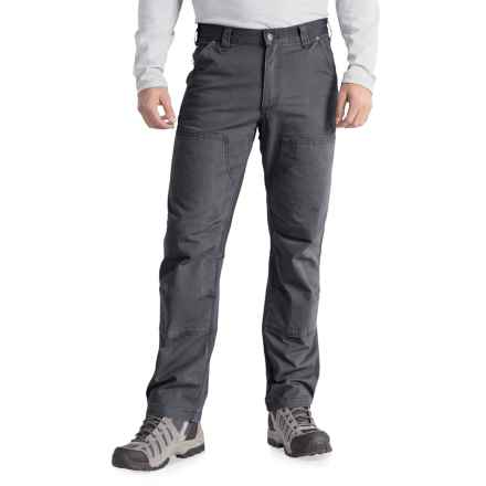Carhartt Cortland Rugged Flex® Dungaree Pants - Factory Seconds (For Men) in Shadow - 2nds