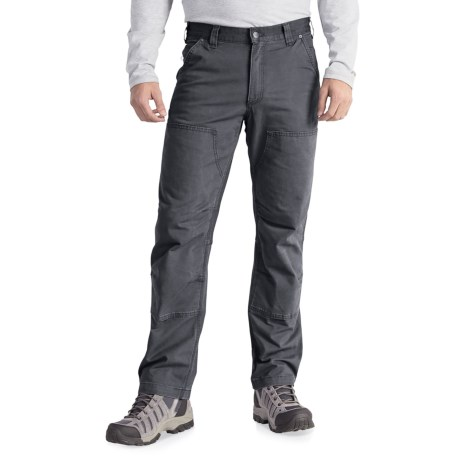 Carhartt Cortland Rugged Flex® Dungaree Pants - Factory Seconds (For Men) in Shadow