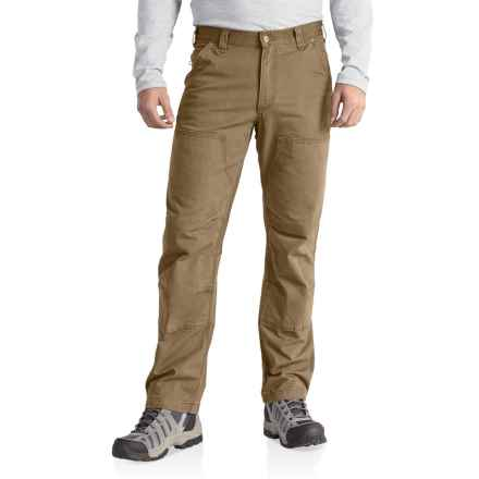 Carhartt Cortland Rugged Flex® Dungaree Pants - Factory Seconds (For Men) in Yukon - 2nds