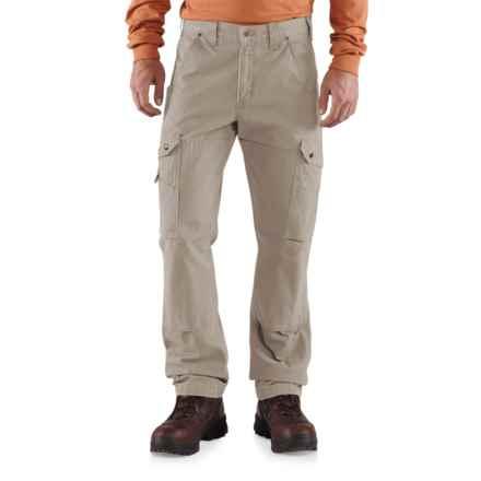 Carhartt Cotton Ripstop Pants - Factory Seconds (For Men) in Desert - 2nds