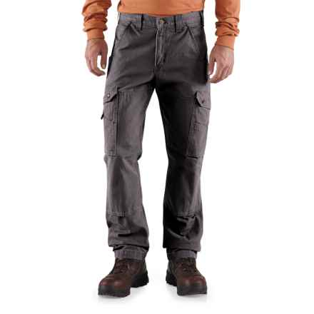 Carhartt Cotton Ripstop Pants - Factory Seconds (For Men) in Gravel - 2nds