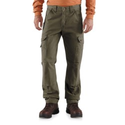 Carhartt Cotton Ripstop Pants - Factory Seconds (For Men) in Black