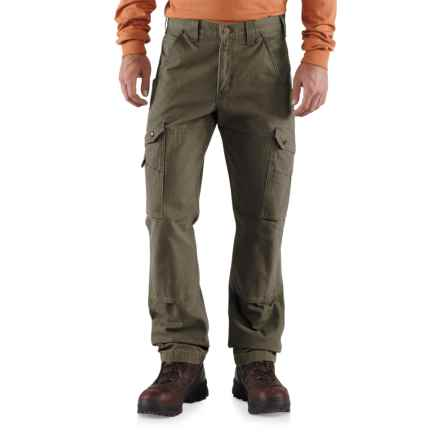 Carhartt Cotton Ripstop Pants - Factory Seconds (For Men) in Moss - 2nds