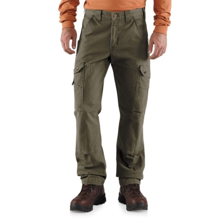 Carhartt Cotton Ripstop Pants - Factory Seconds (For Men) in Moss