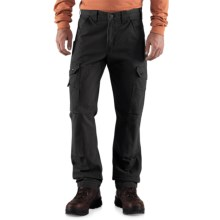 Carhartt Cotton Ripstop Pants (For Men) in Black - 2nds