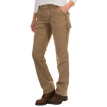Carhartt Crawford Pants - Original Fit (For Women) in Yukon - 2nds