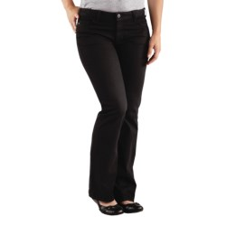 Carhartt Curvy Fit Basic Jeans (For Women) in Black