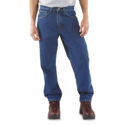 Carhartt Denim Jeans - Relaxed Fit, Factory Seconds (For Men) in Dark Stone Wash - 2nds