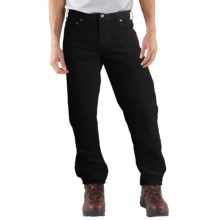 Carhartt Denim Jeans - Relaxed Fit (For Men) in Black - 2nds