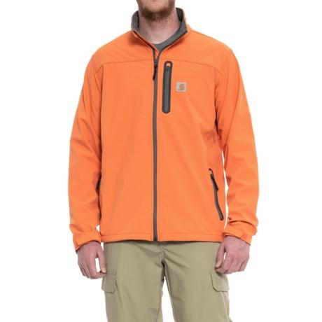 Carhartt Denwood Jacket (For Big and Tall Men) in Blaze Orange