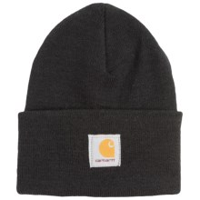 Carhartt Detroit Acrylic Watch Hat (For Men and Women) in Black - 2nds