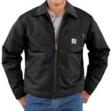 Carhartt Detroit Duck Blanket-Lined Jacket (For Men)