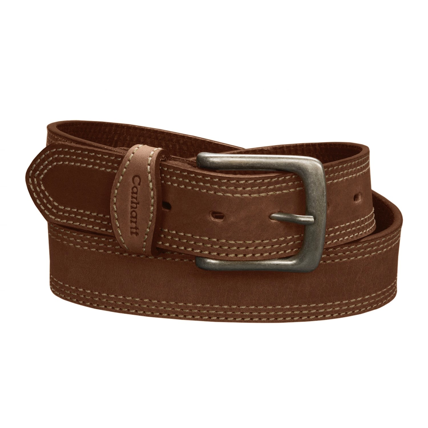 Men's American made leather work belts. Made to last. Our leather belts get better with time.