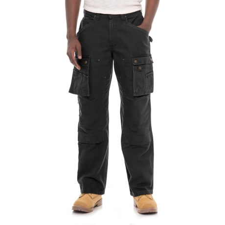Image of Carhartt Duck Multi-Pocket Tech Pants - Straight Leg, Factory 2nds (For Men)