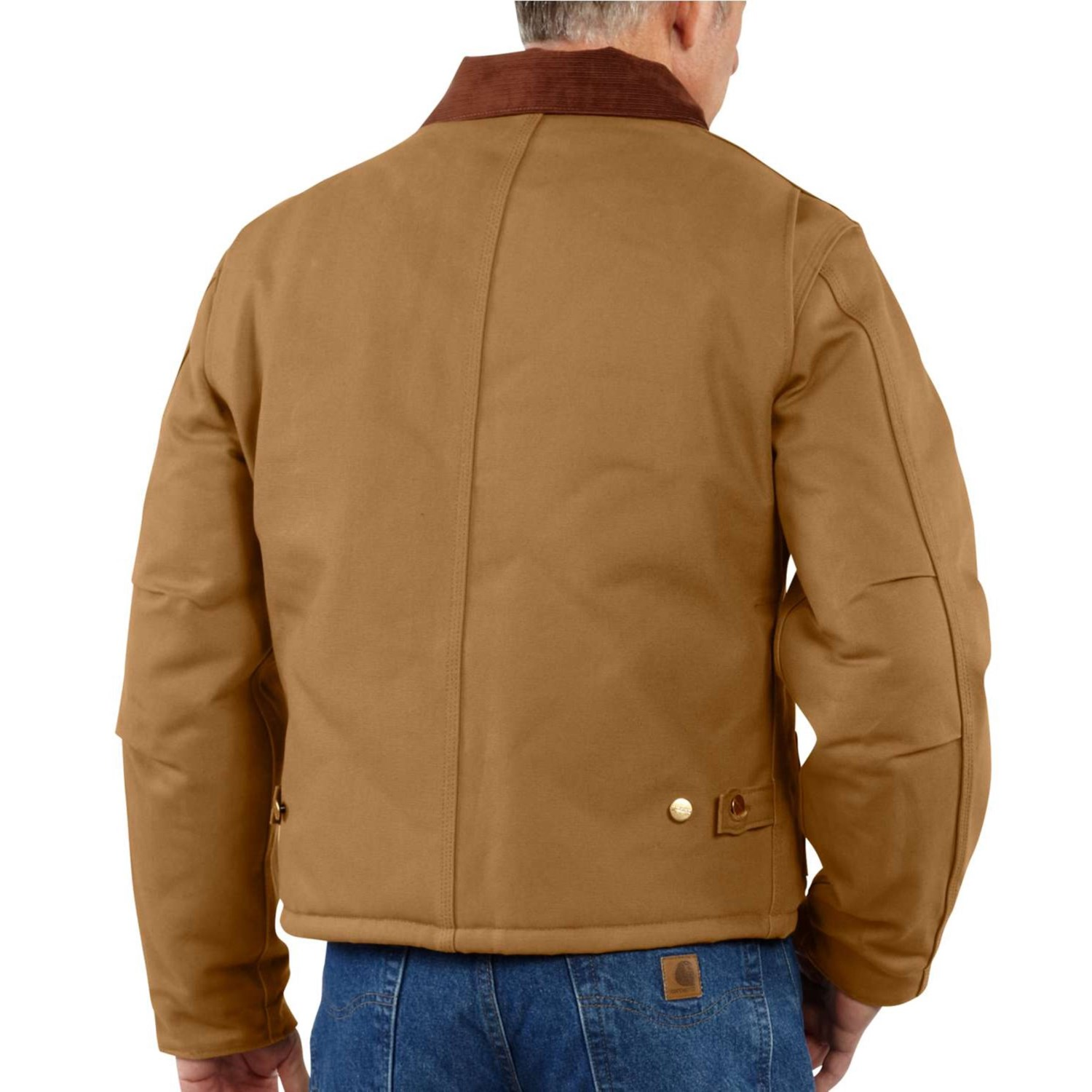 f9b5df8ae24 Carhartt Duck Traditional Arctic Jacket (For Big and Tall Men)