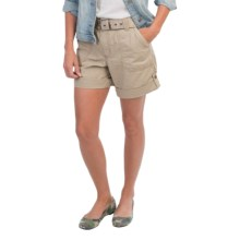 Carhartt El Paso Shorts (For Women) in Field Khaki - 2nds