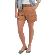 Carhartt El Paso Shorts (For Women) in Honey Ginger - 2nds