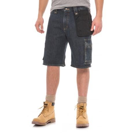 Carhartt Emea Multi-Pocket Denim Shorts (For Men)