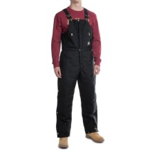 Carhartt Extreme Arctic Bib Overalls (For Men) in Black - 2nds