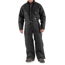 Carhartt Extreme Arctic Coveralls  (for Tall Men) in Black - 2nds