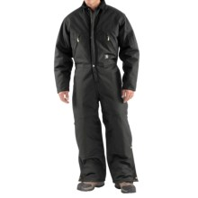 Carhartt Extreme Arctic Coveralls - Insulated (For Men) in Black - 2nds