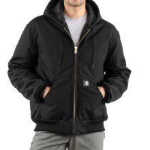 Carhartt Extreme Arctic Jacket - Insulated (For Tall Men) in Black - 2nds