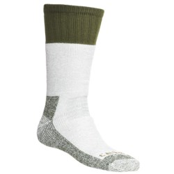 Carhartt Extreme Cold Weather Boot Socks - Heavyweight (For Men) in Brown