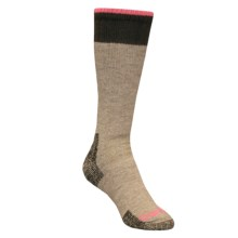 Carhartt Extremes All-Season Boot Socks - Heavyweight (For Women) in Khaki - 2nds
