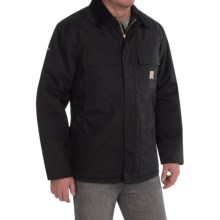 Carhartt Extremes Arctic Coat  (For Men) in Black - 2nds