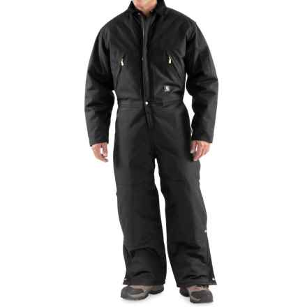 Carhartt Extremes Coveralls - Short (For Men) in Black - Closeouts