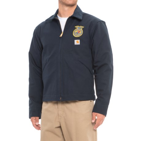 Image of Carhartt FFA Detroit Jacket - Insulated, Factory 2nds (For Men)