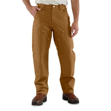 38ab9b9078 Carhartt Firm Duck Double-Front Work Dungarees - Factory Seconds (For Men)  in
