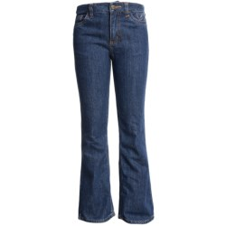 Carhartt Five-Pocket Jeans (For Girls) in Medium Wash