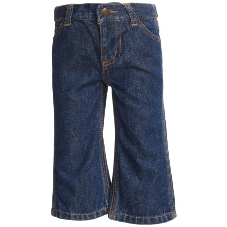 Carhartt Five-Pocket Jeans (For Infant Boys) in Vintage Wash