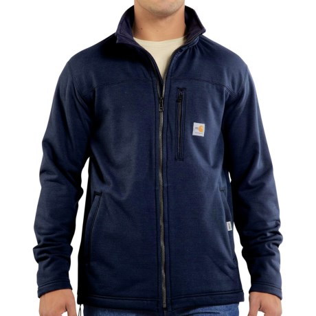 Carhartt Flame Resistant Portage Jacket Polartec(R) Wind Pro(R) Fleece (For Men)