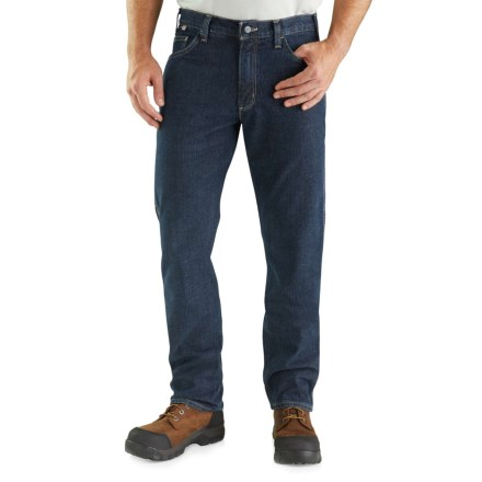 eb31c2c36ff8 Carhartt Flame-Resistant Rugged Flex® Jeans - Relaxed Fit