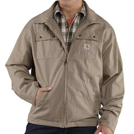 Carhartt Flint Jacket (For Men) in Desert
