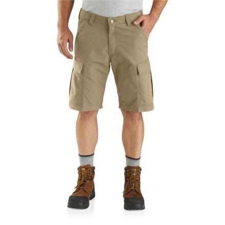 b142b60946 Carhartt Force® Broxton Cargo Shorts - Factory Seconds (For Men) in Dark  Khaki