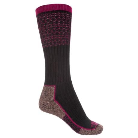 Carhartt Force® Copper Work Socks - Crew (For Women) in Black