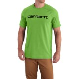 Carhartt Force Cotton Delmont Graphic T-Shirt - Short Sleeve, Factory Seconds (For Men)