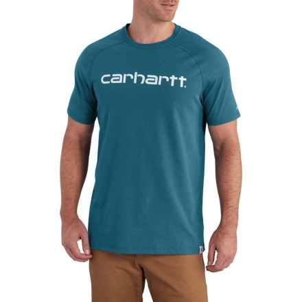 d629bf5637 Carhartt Force® Cotton Delmont Graphic T-Shirt - Short Sleeve (For Men)