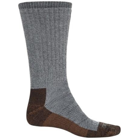 Carhartt Force Cupron® FastDry® Work Socks - Crew (For Men) in Black