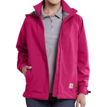 Carhartt Force Equator Jacket - Waterproof (For Women) in Wild Pink - 2nds